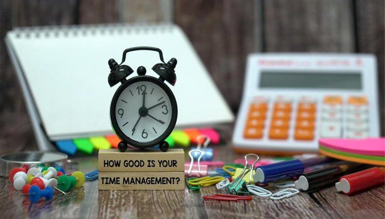 Good Time Management Seems To Have A Bigger Impact On Wellbeing Than Work Performance
